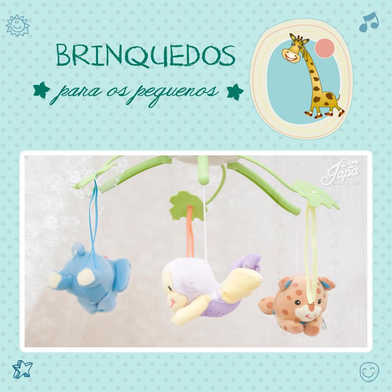 Brinquedos para bebês recém-nascidos