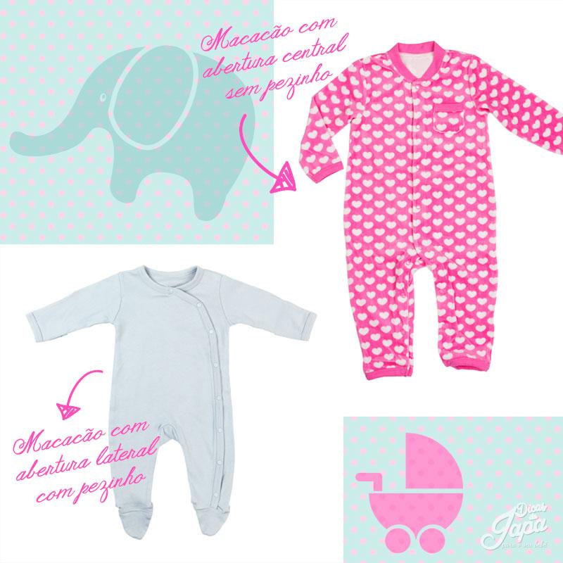 Macação para bebês