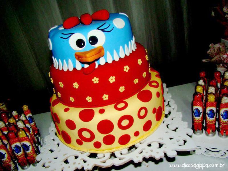 Dicas da japa festa da galinha pintadinha bolo