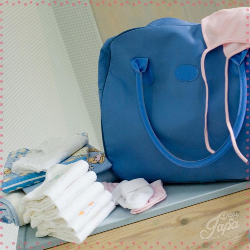 Saiba o que levar para maternidade mala do bebe dicas da japa