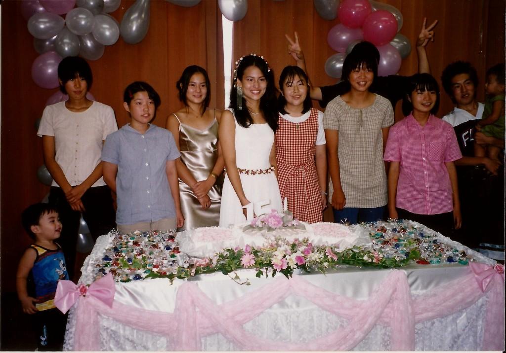 Meus15 anos com japas