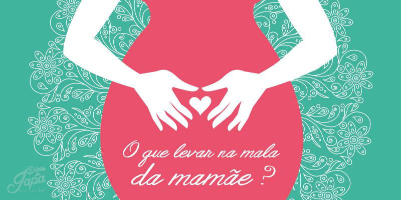 Saiba o que levar para a maternidade mala da mamae 2