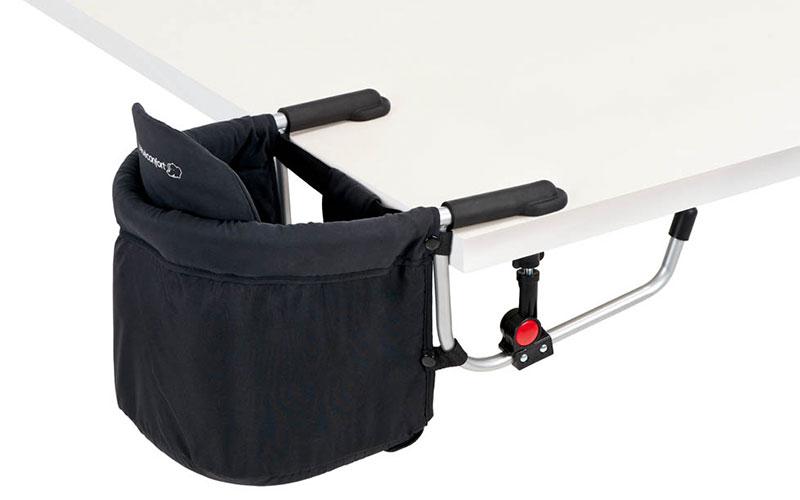 assento de encaixe para mesa enxoval de bebê