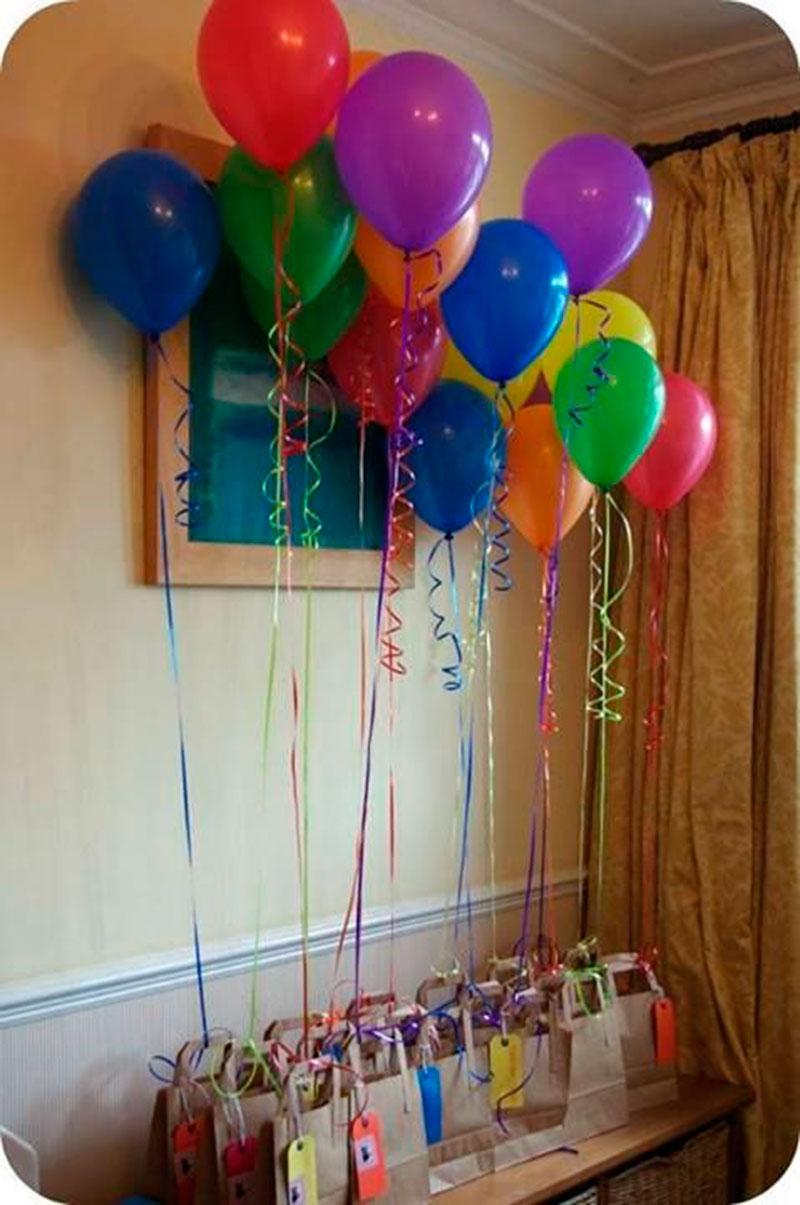 Праздничные поделки на день рождения
