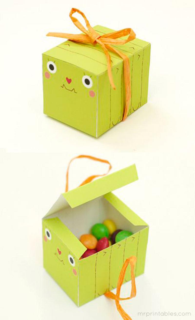 Коробка для конфет своими руками 73