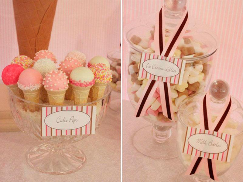 Festa tema sorvete 1