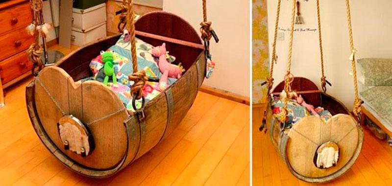 Quarto criativo para bebê 5