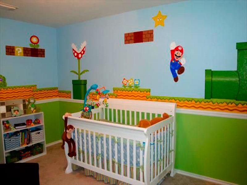 Decoração de quarto de menino 12