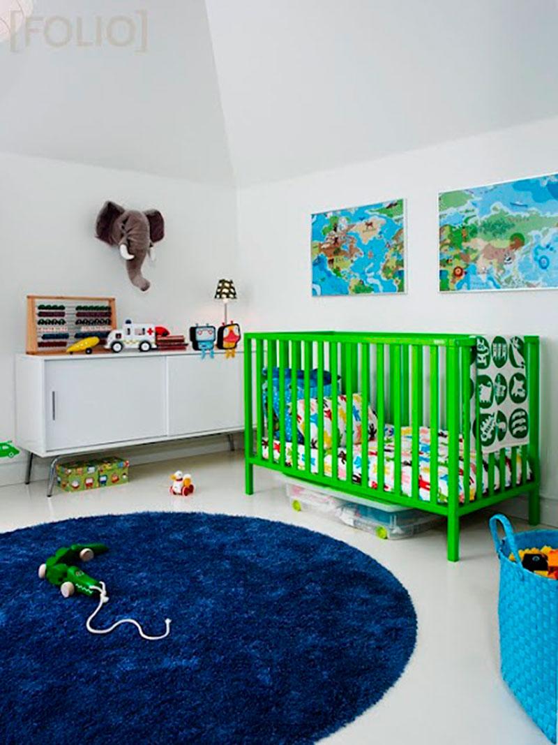 Decoração de quarto de menino 13