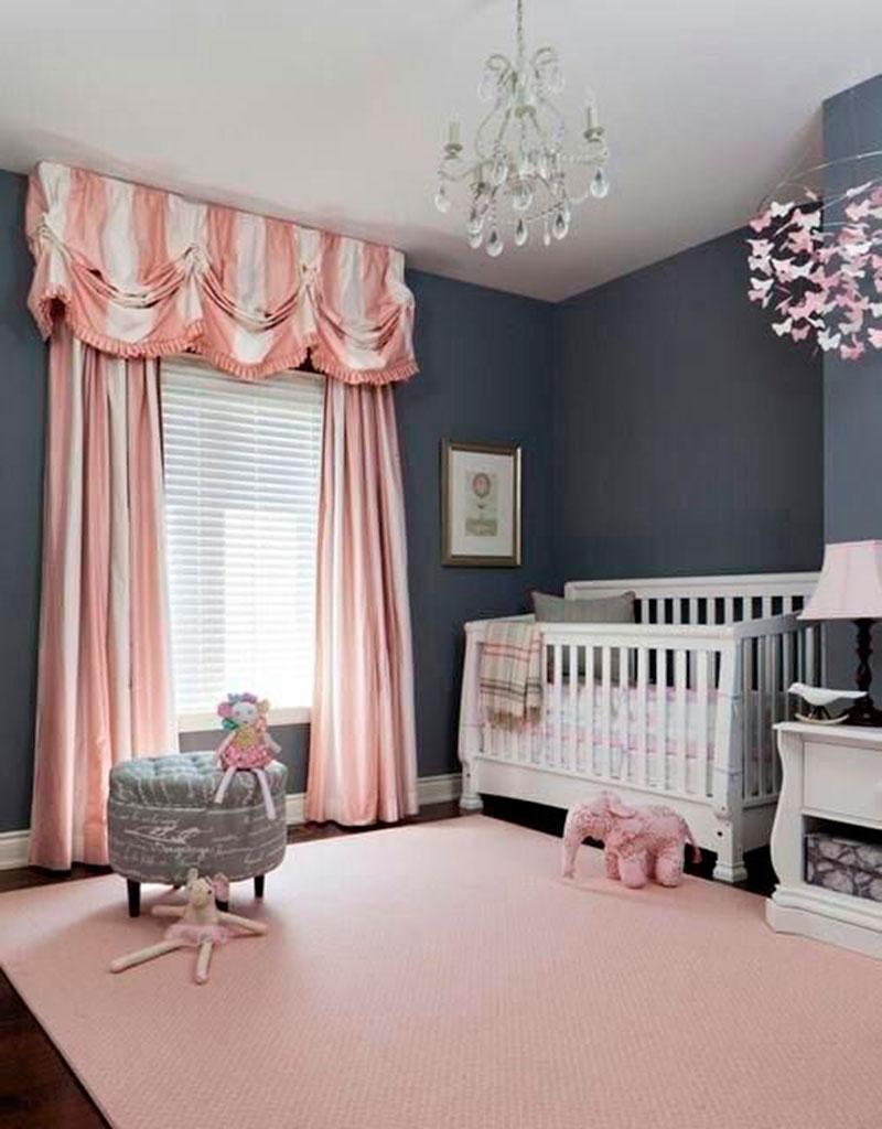 Decoração de quarto de menina 11