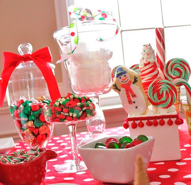 Mesa de doces para festa infantil 1