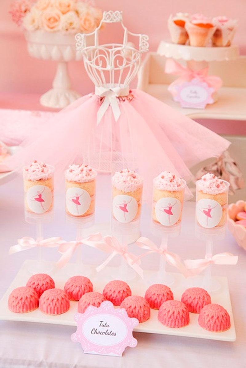Mesas de doces para festa infantil 10