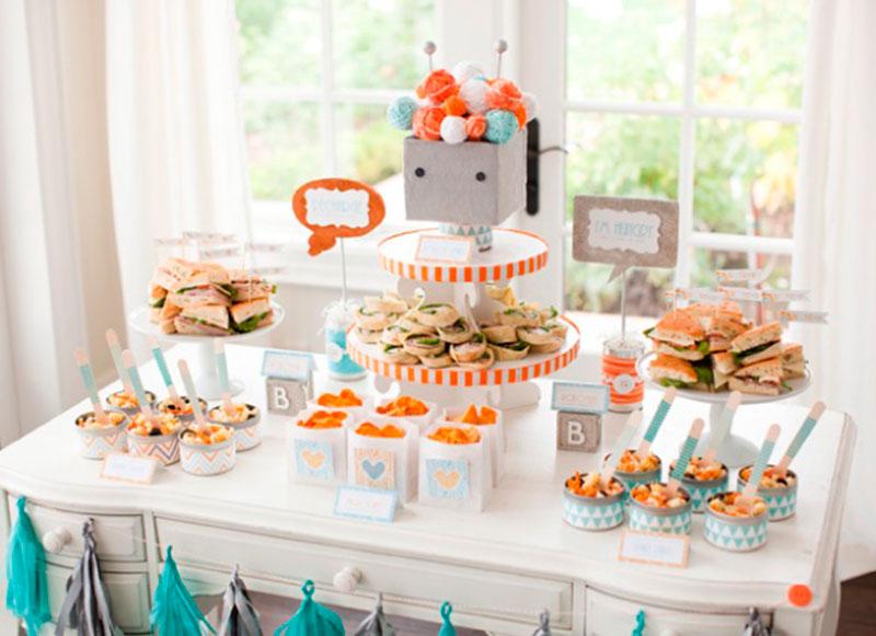 Mesas de doces para festa infantil 13