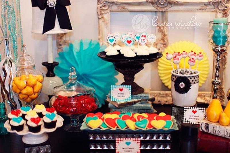 Mesas de doces para festa infantil 14