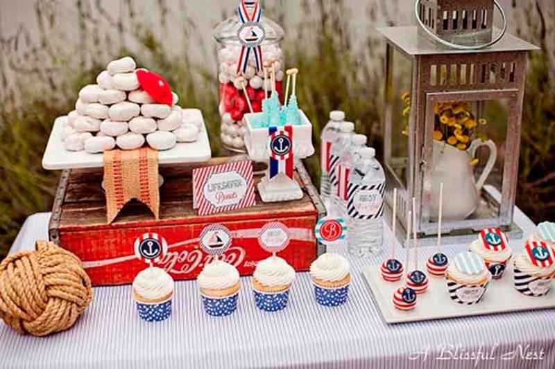 Mesas de doces para festa infantil 15