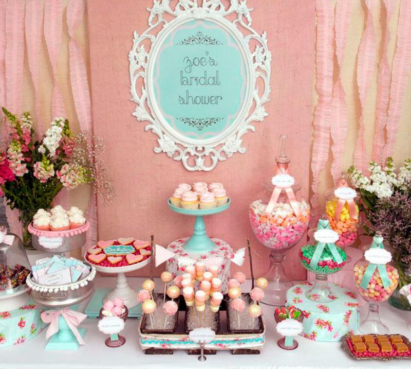 Mesas de doces para festa infantil 18