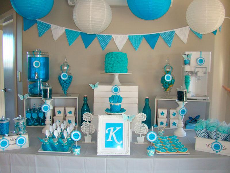 Mesas de doces para festa infantil 7