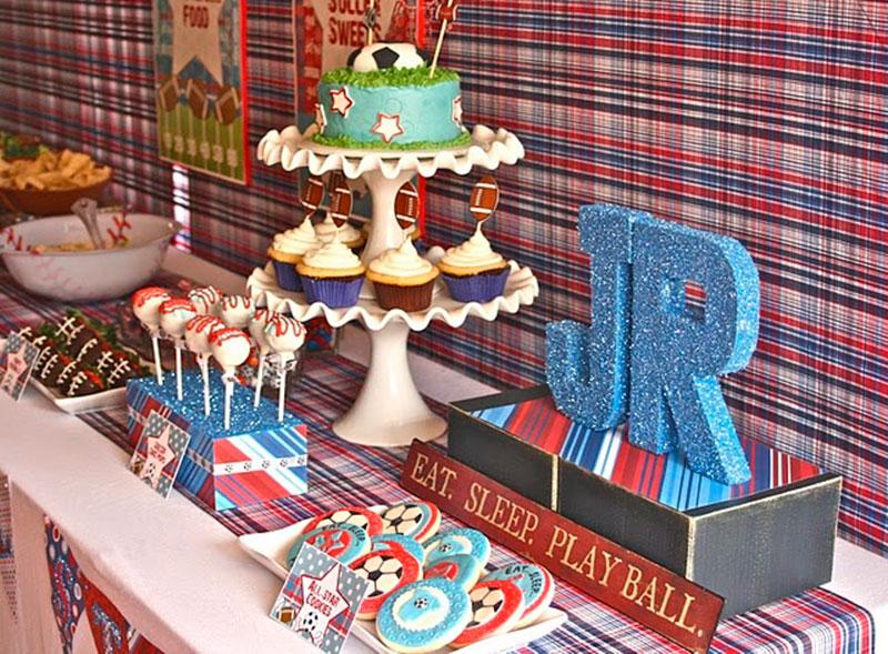 Mesas de doces para festa infantil 9