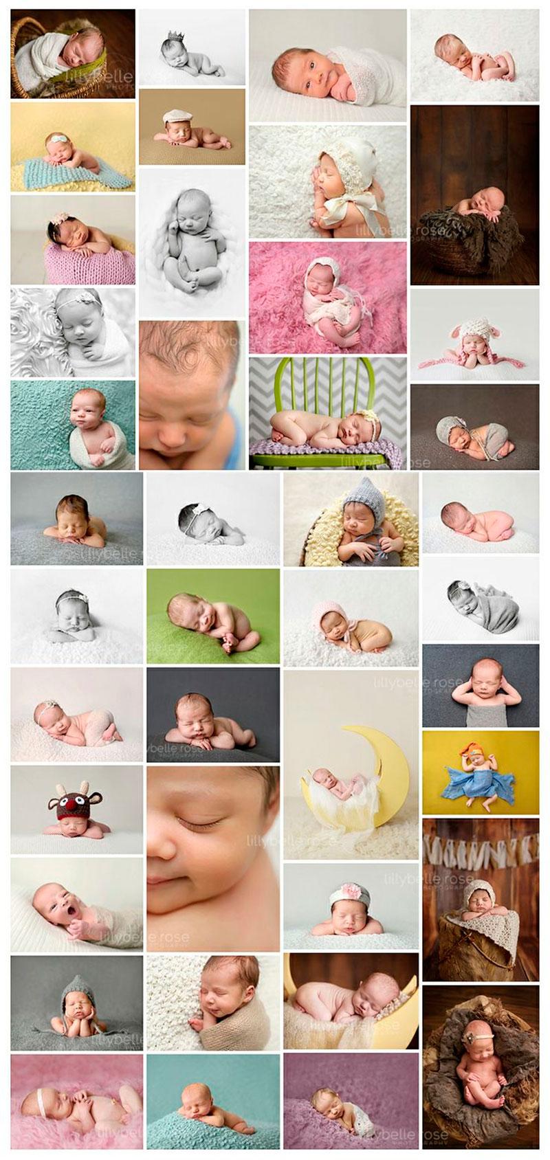 Ideias de como tirar foto de bebê-12