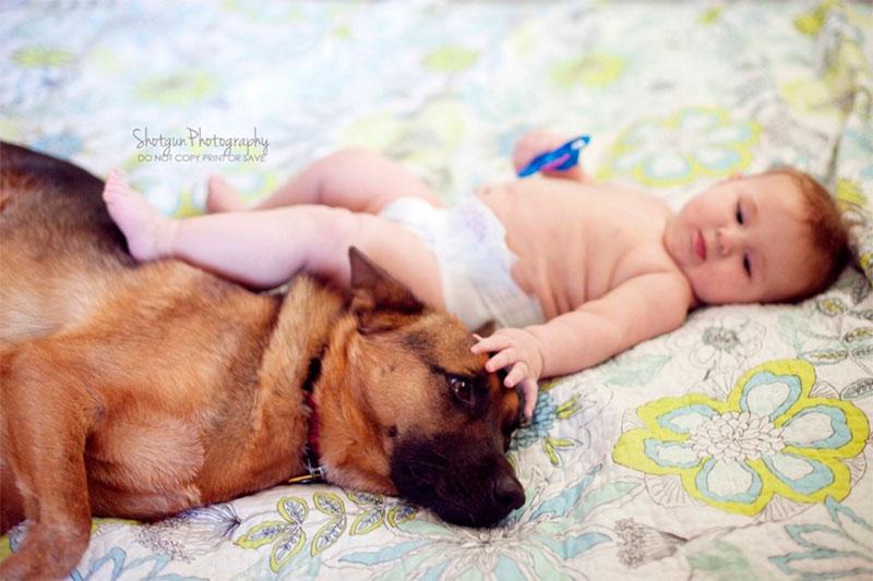 Ideias de como tirar foto de bebê-13