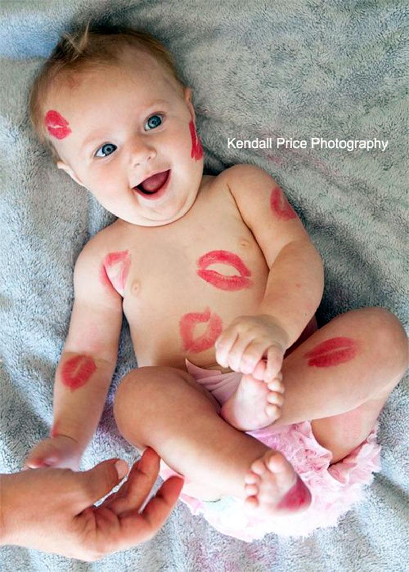 Ideias de como tirar foto de bebê-2