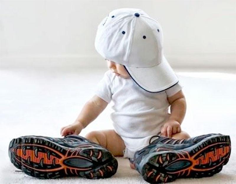 Ideias de como tirar foto de bebê-3