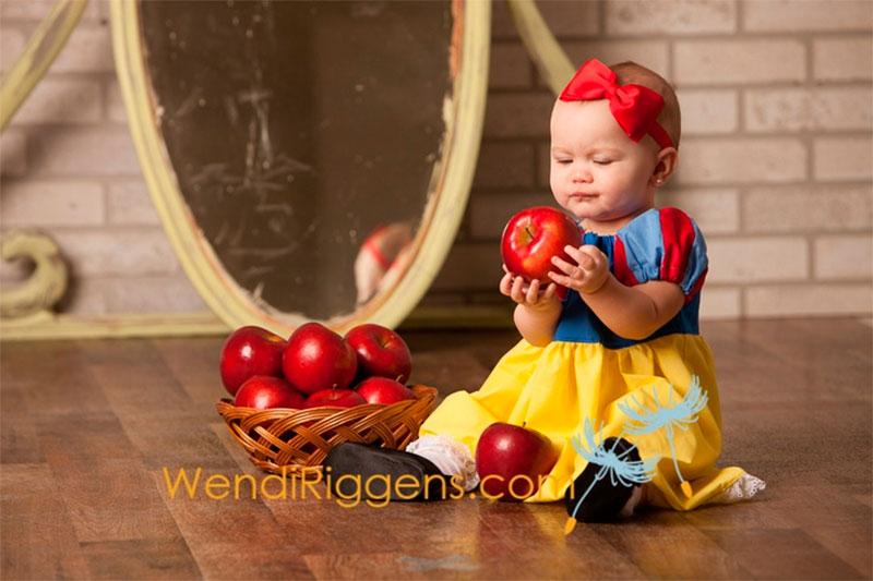 Ideias de como tirar foto de bebê-7