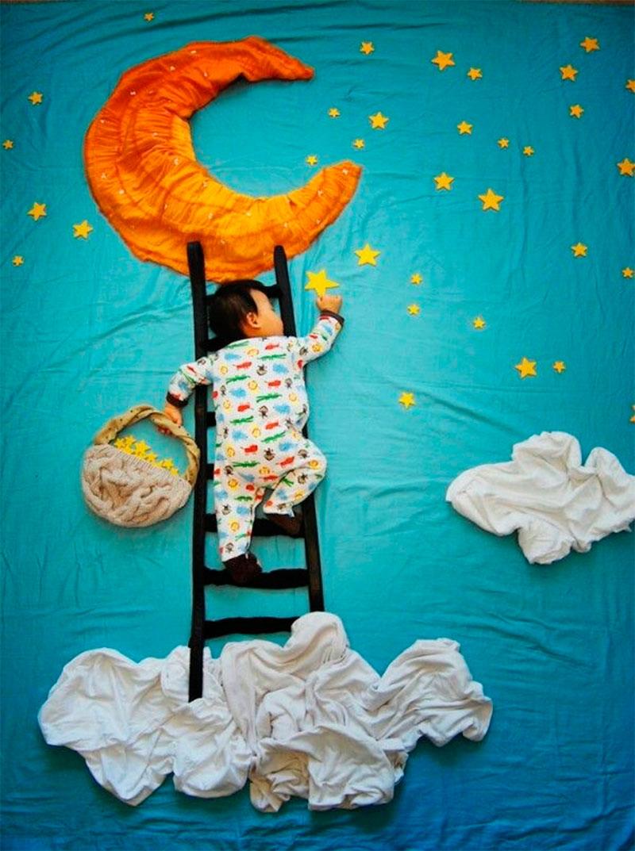 Ideias de como tirar foto de bebê-8