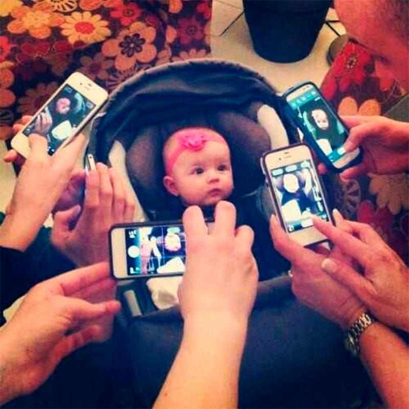 Ideias de como tirar foto de bebê-9