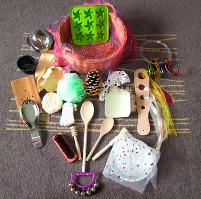 Brinquedos caseiros para bebês dicas da japa