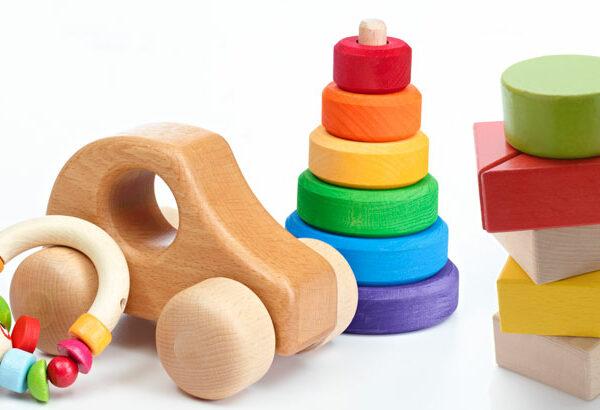 Brinquedos e jogos educativos