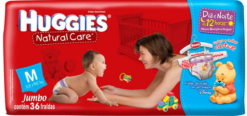 Huggies Natural Care fralda dicas da japa -fralda para o meu bebê