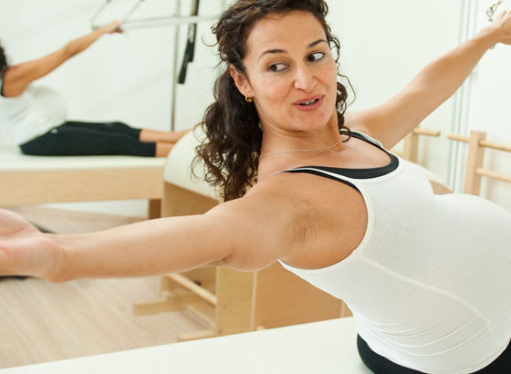 Importância do pilates na gravidez