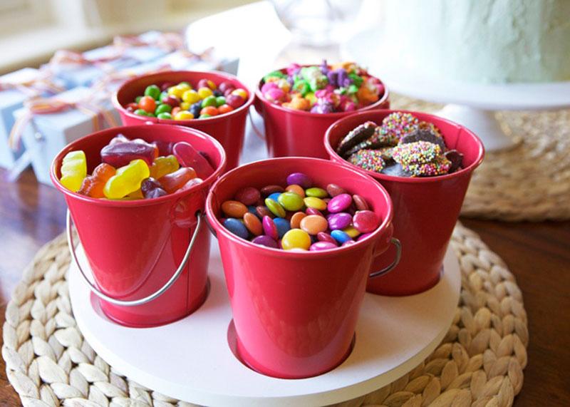 Resultado de imagem para mesa de doces festa