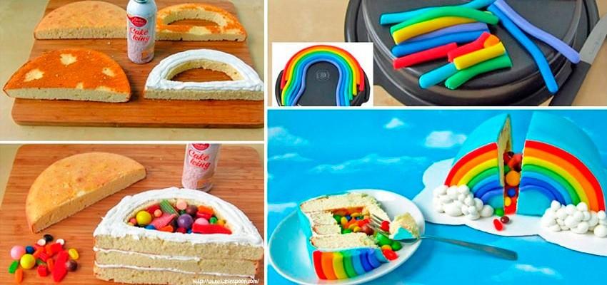 33 ideias de como montar um bolo infantil