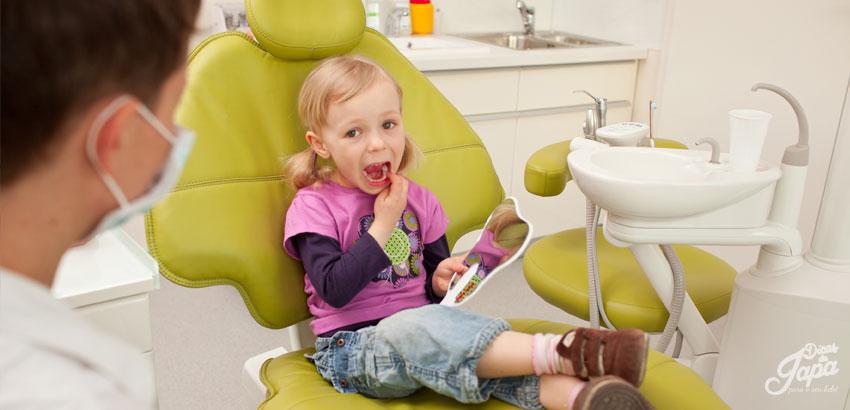 Higiene bucal crianca