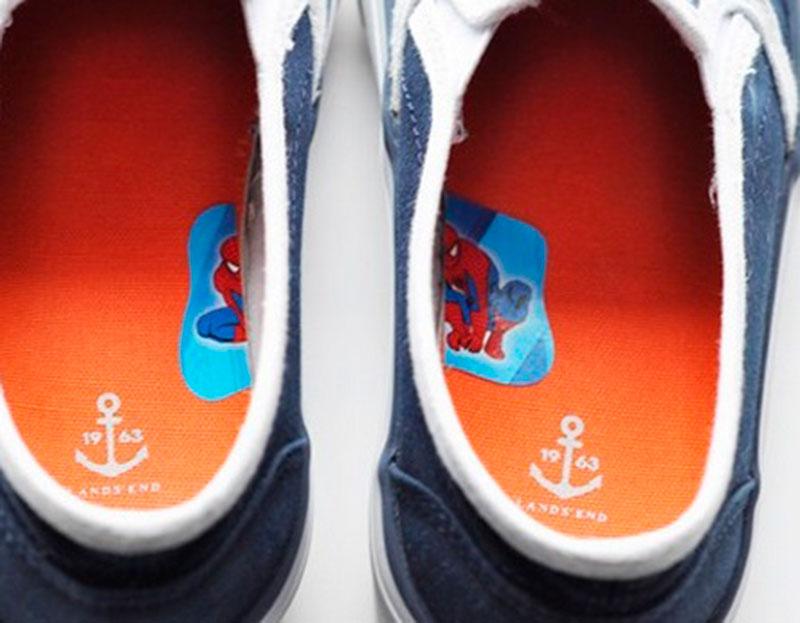 sapatos certos
