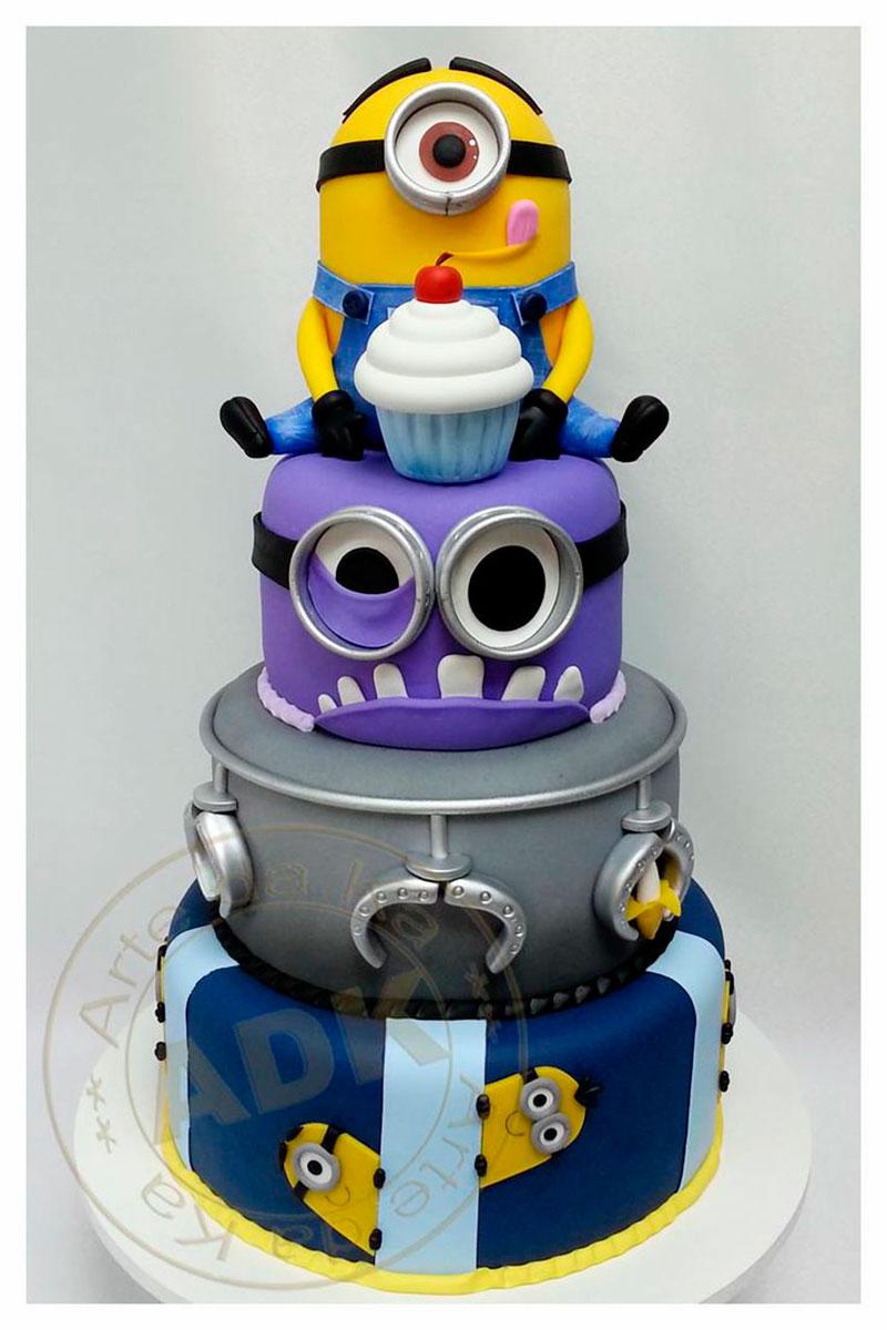 bolos para festas infantis_24