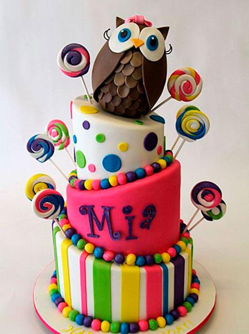 bolos para festas infantis_8