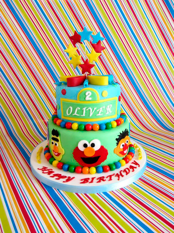 bolos para festas infantis_meninos_10