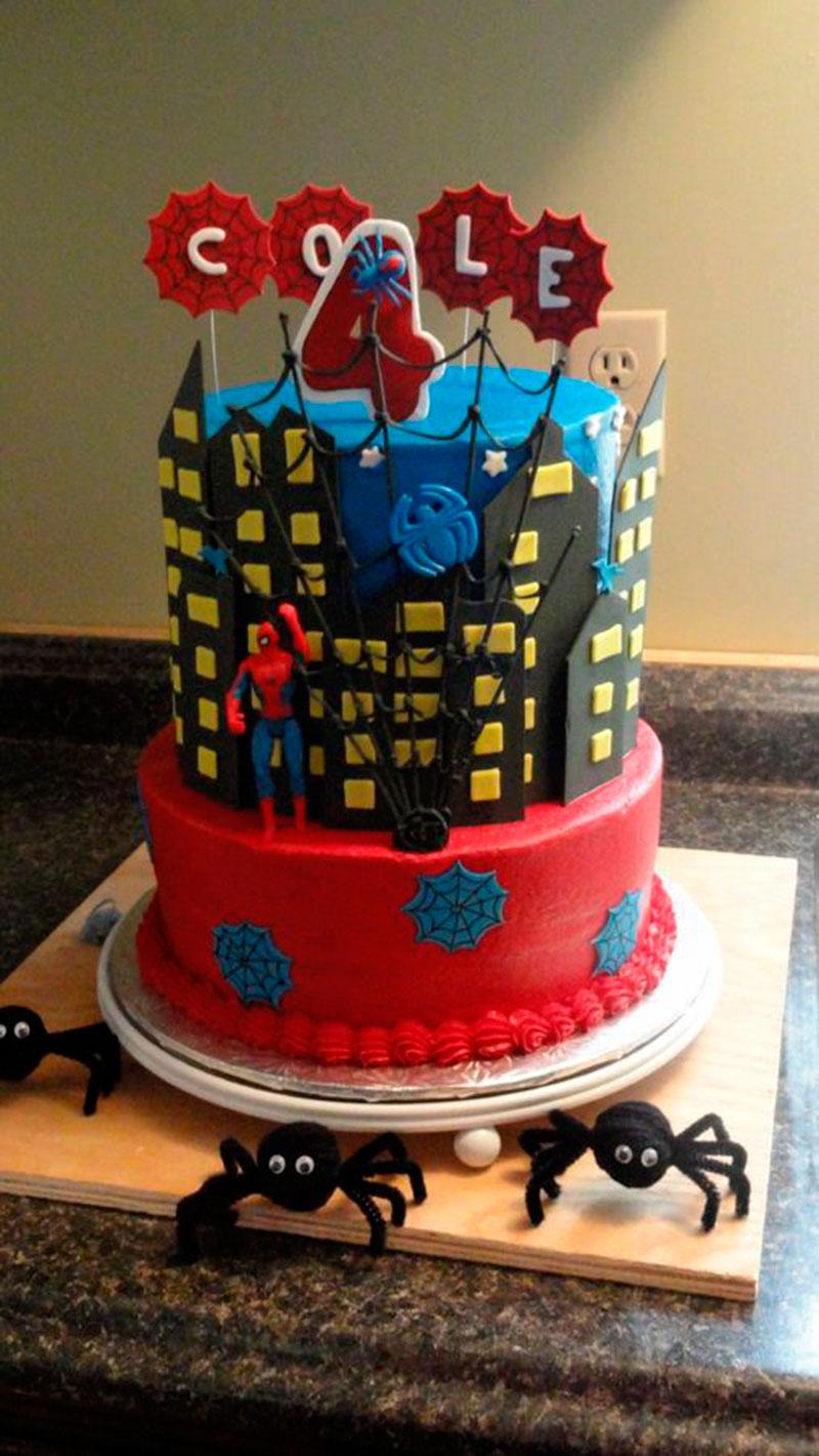 bolos para festas infantis_meninos_9
