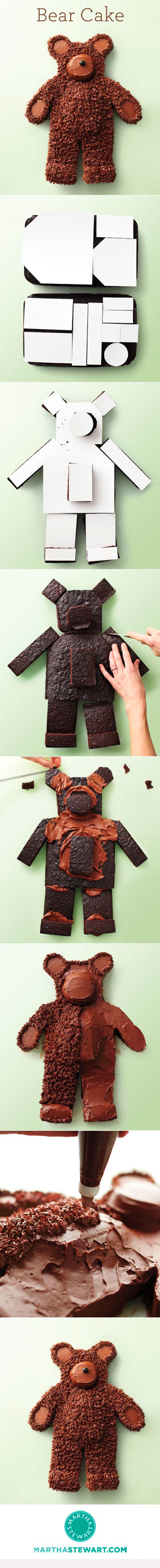Montar bolo infantil 9