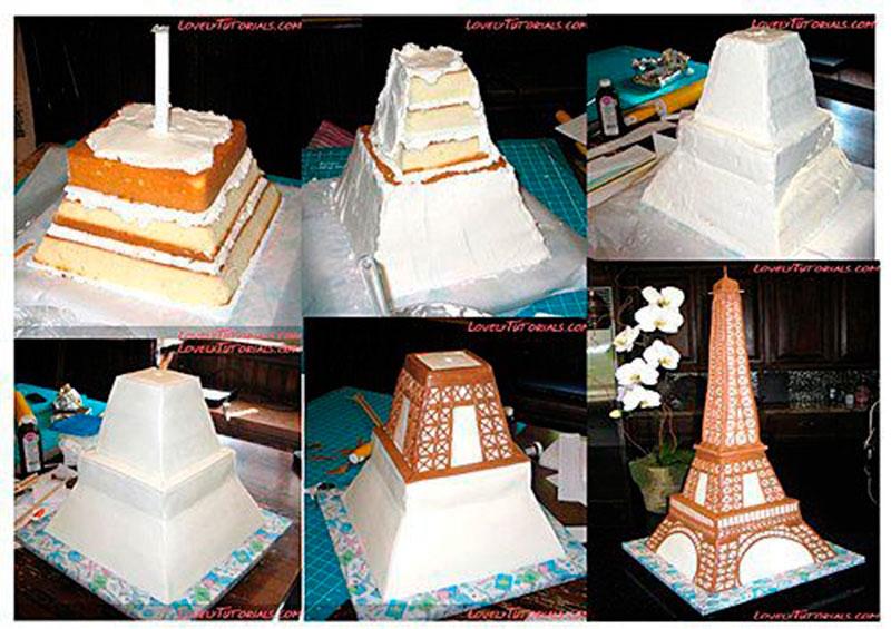 Montar bolo infantil 29