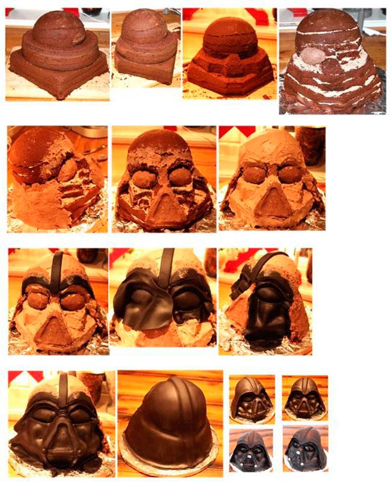 Montar bolo infantil 23