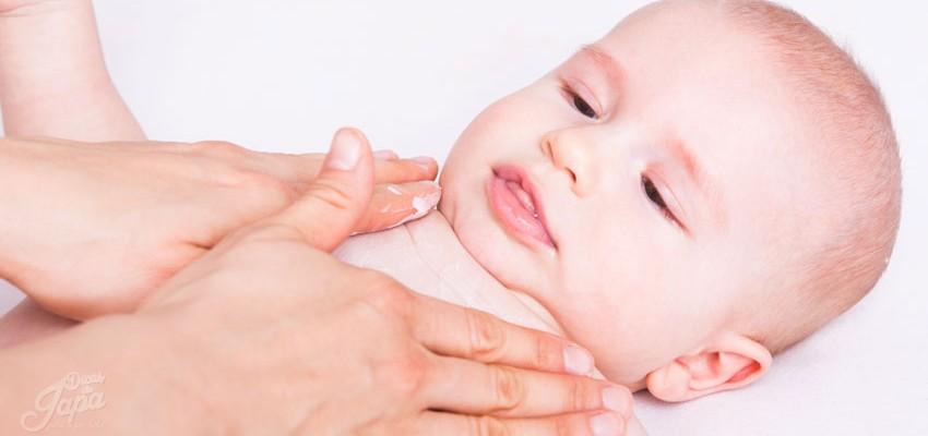 Massagem para bebê - Shantala