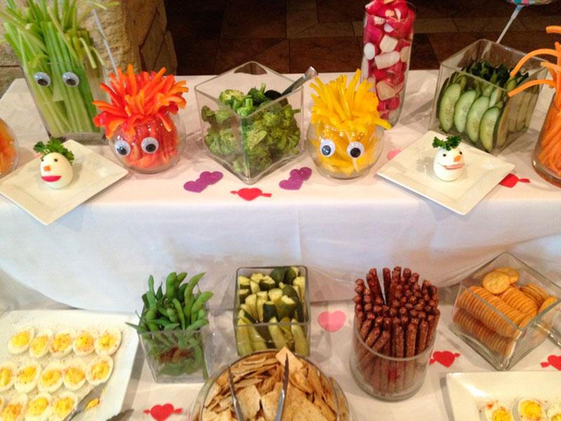 festa de legumes