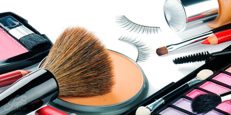 maquiagem para gestante