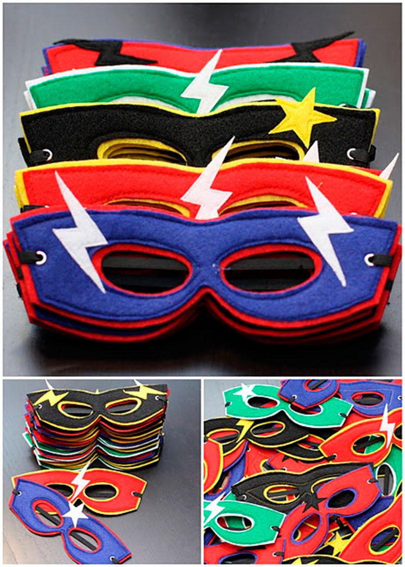 Máscaras animadas