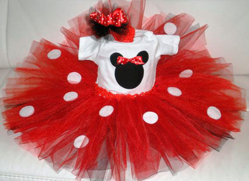 conjunto da minnie 2