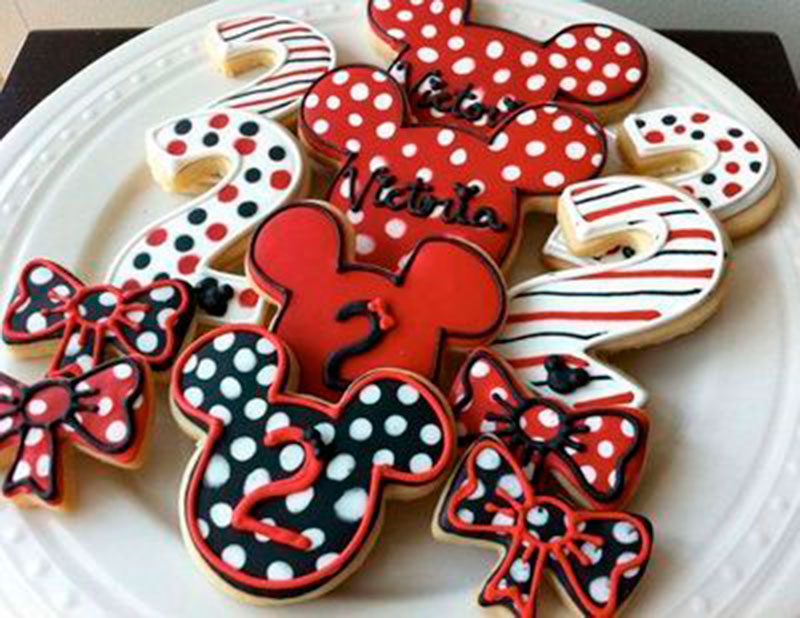 cookie da minnie